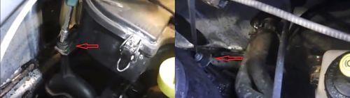 Датчик температуры двигателя renault logan